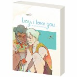 Boy I Love You A BL Comics Anthology