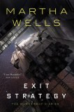 Exit Strategy HC The Murderbot Diaries