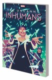 Uncanny Inhumans Vol 4 IvX