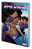 America TP Vol 01 Life and Times  Of America Chavez