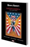 Marvel Knights Captain America Rieber Cassaday TP New Deal