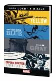 Jeph Loeb Tim Sale Yellow Blue Gray & White Omnibus HC