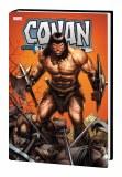 Conan the Barbarian Original Marvel Years Omnibus HC Vol 02