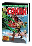 Conan the Barbarian Original Marvel Years Omnibus HC Vol 02 Var