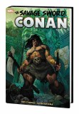 Savage Sword of Conan Marvel Years Omnibus HC Vol 02