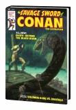 Savage Sword of Conan Original Marvel Years Omnibus HC Vol 02 Var