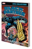 Black Panther Epic Collection TP Vol 02 Revenge of the Black Panther