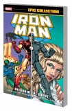 Iron Man Epic Collection TP Vol 14 Return of the Ghost