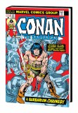 Conan Barbarian Original Marvel Years Omnibus HC Vol 03 DM Var