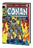 Conan the Barbarian Original Marvel Yrs Omnibus HC Vol 04 DM Variant