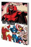 Marvel Visionaries Roy Thomas TP