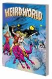 Weirdworld Dragonmaster of Klarn TP