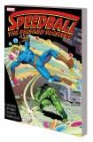 Speedball Masked Marvel TP