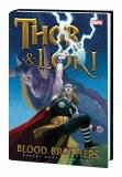 Thor and Loki Blood Brothers HC New Ptg