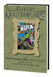 Marvel Masterworks Incredible Hulk HC Vol 13 DM Variant 279