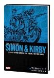 Timelys Greatest Golden Age Simon & Kirby Omnibus HC