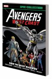 Avengers West Coast Epic Collection TP Vol 02 Lost In Space-Time