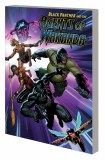 Black Panther and Agents of Wakanda TP Vol 01