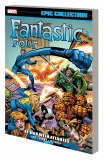 Fantastic Four Epic Collection TP Vol 06 At War With Atlantis