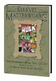 Marvel Masterworks Incredible Hulk HC Vol 14 DM Variant