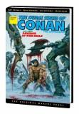 Savage Sword Conan Original Marvel Years Omnibus HC Vol 03 Variant