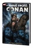 Savage Sword of Conan Original Marvel Years Omnibus HC Vol 04