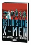 Astonishing X-Men Whedon Cassaday Omnibus HC Vol 01