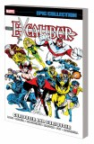 Excalibur Epic Collection TP Vol 04 Curiouser and Curiouser