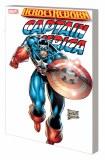 Heroes Reborn TP Captain America New Ptg