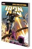 Iron Man Epic Collection TP Vol 17 War Machine
