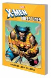 X-Men Milestones Operation Zero Tolerance TP