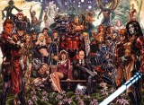 X-Men House of X Powers of X HC DM Var