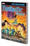 Fantastic Four Epic Collection TP Vol 03 Coming Galactus TP New Ptg