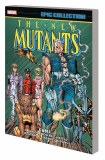 New Mutants Epic Collection TP Vol 07 Cable