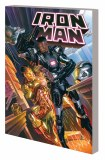 Iron Man TP Vol 02 Books of Korvac II Overclock