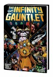 Infinity Gauntlet Omnibus HC Perez New Ptg
