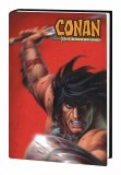 Conan the Barbarian by Kurt Busiek Omnibus HC DM Variant