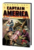 Golden Age Captain America Omnibus HC Vol 01