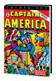 Golden Age Captain America Omnibus HC Vol 02 DM Variant