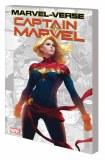Marvel-Verse Captain Marvel GN TP