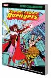 Avengers West Coast Epic Collection TP Vol 04 Vision Quest