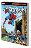 Amazing Spider-Man Epic Collection TP Vol 06 Death of Captain Stacy