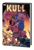 Kull the Conqueror Original Years HC Omnibus