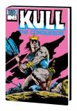 Kull the Conqueror Original Marvel Years Omnibus HC DM Variant