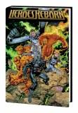 Heroes Reborn Omnibus HC DM Variant