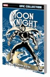 Moon Knight Epic Collection TP Vol 01 Bad Moon Rising New Ptg