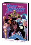 Young Avengers by Gillen and Mckelvie Omnibus HC New Ptg