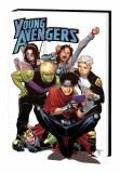 Young Avengers by Kieron Gillen and Jamie McKelvie Omnibus HC DM Variant