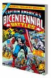 Captain America Bicentennial Battles TP New Treasury Edition