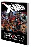 Uncanny X-Men Rise and Fall of the Shiar Empire TP New Ptg
